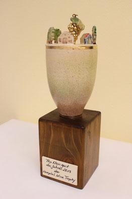 Pokal, Preis, Trophäe, 2013