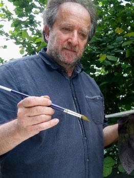 Didier GEORGES aquarelliste