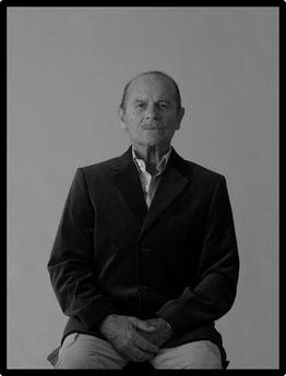 Pascal Vallicioni (1926 – 2019) // Foto: Sarah Mayr, Berlin