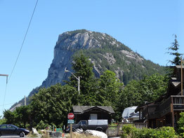 Stawamus Chief in Squamish