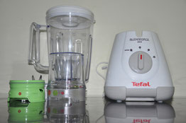 Der Tefal Blendforce 400W
