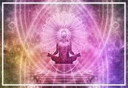 meditáló nök