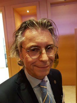Cornelis de Man is Senior VP Turkish Airlines Cargo - Image: Brussels Airport
