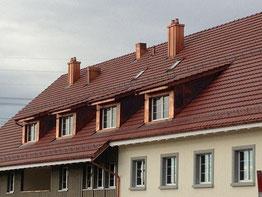 Bauspengler- und Flachdacharbeiten