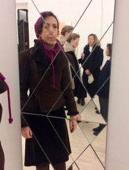 Claudia Wieser, All That Is. Foto di Simona Martelli