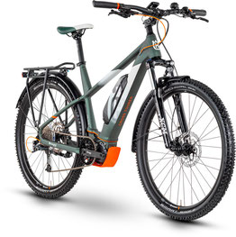 Husqvarna Cross Tourer e-Mountainbike 2020