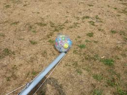Kenterball für 2,99 am Masttop