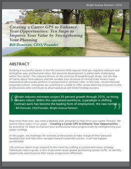 Wright Avenue Partners Releases White Paper - Wright Avenue Partners