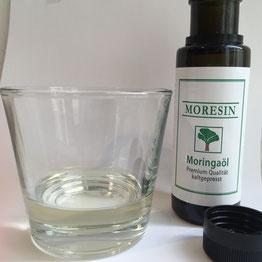 Reines Moringa Öl aus unser eigenen Produktion