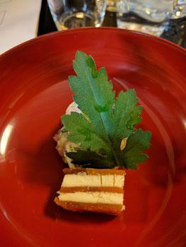 柿のチーズ博多(唯一のフュージョン)