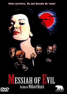 Messiah Of Evil de Willard Huyck & Gloria Katz - 1973 / Horreur