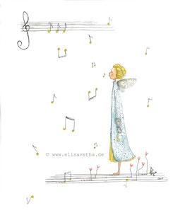 Elisabeth Wächter_Elisavetha_Illustration_Image_Heilige Nacht_Gouache_Ink_google