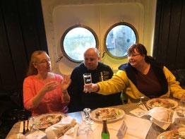Gemeinsam auf Grünkohltour nach Helgoland