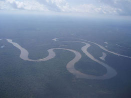 Río Amazonas. Foto (CC): @Doris Casares /3viajes