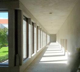Sich Ausrichten, Kreuzgang Kloster Engelthal