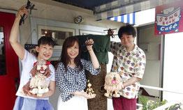 NHK横浜放送局 キャスターの熊谷彩花さんと