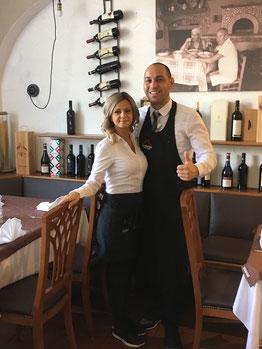 Vanessa und Luciano