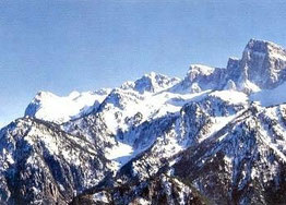 Mountain Tzoumerka near Metsov