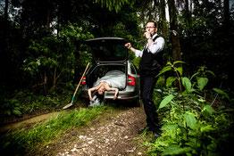 Tatort unbekannt - © Steffen Müller-Klenk