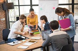 Selbstorganisation in Unternehmen kommunikativ begleiten