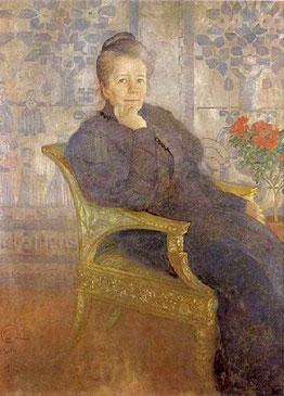 Gemälde von Carl Larsson 1908