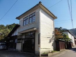 山田兄弟製紙株式会社外観