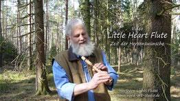 Little Heart Flute - Zeit der Herzenswünsche - Northern Lights Flutes