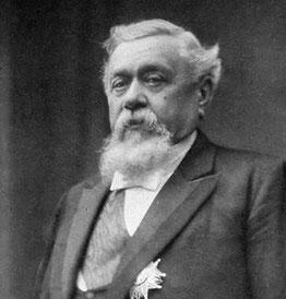 Le Président Armand Fallières