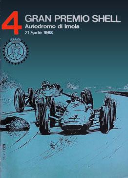 Cuarto Gran Premio Shell de Imola 1963
