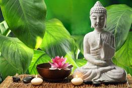 Banburi-Thaimassage Nürnberg Buddha