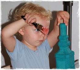 Adventsbasteln für Kinder in Neuwied