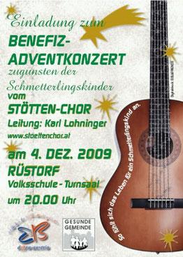 Der Stötten-Chor in Rüstdorf