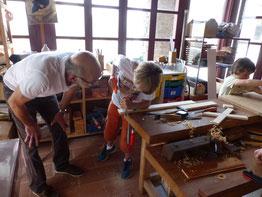 les ateliers de l'Outil en Main, Musée des Métiers