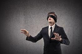 Bloqueo y ceguera espiritual