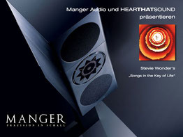 "Manger Audio und HEARTHATSOUND präsentieren Stevie Wonders ""Songs in the Key of Life"""