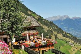 Hofschank-Eggerhof-Restaurant-Café-Vöran-Verano-Taverna-al-maso-Eggerhof-Alto-Adige-Gourmet-Südtirol