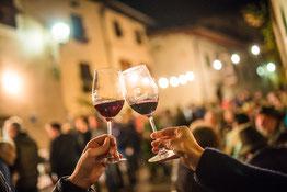 Traminer Weingassl - La festa del Vicolo del Vino - Termeno - Gourmet Südtirol