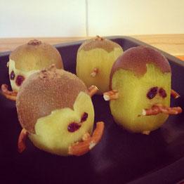 Frankenstein-Kiwis, vegan