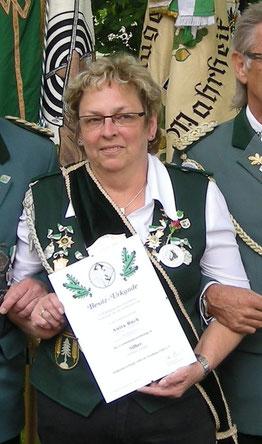 Verbandsauszeichnung 2012
