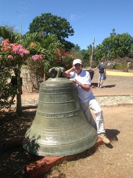 Big Bell in Trinidad - Cuba