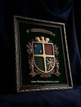 Семейный герб изготовление