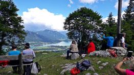 Wilde Weiber Frauencamp auf der Alm | www.brot-und-leben.at