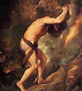 La condanna di Sisifo