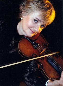 Anke Becker, Konzertmeisterin