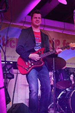 Erik Korbien - gitarist van UnXpctd