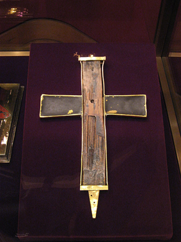 Relique de la vraie croix
