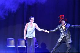 jongleur magicien mime danseur