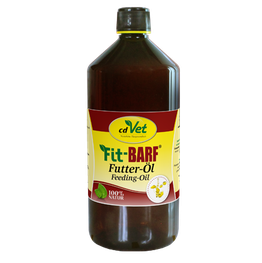 natürliches Öl Hunde, Futteröl Hunde, pflanzliches Öl Hunde