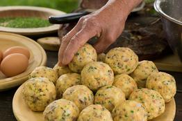 16. Sarnar Morgreti Essn Sarntal Val Sarentino Gourmet Südtirol