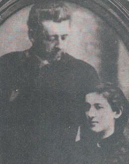 Carl und Anastasia v. Faltin (neé Gräfin Lanskoi)